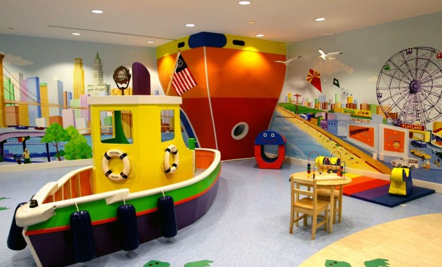 22 Inspirational Playroom Design Ideas for Boy
