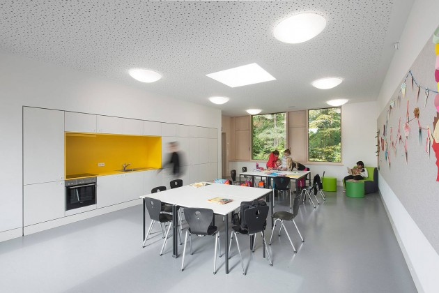 GTE School in Waiblingen, Germany