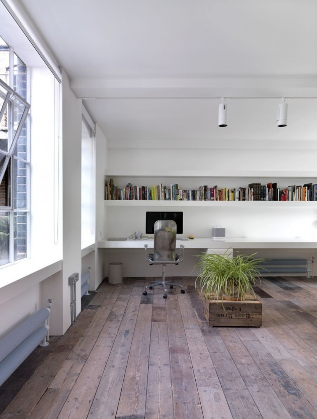 Diy Bookshelf Industrial