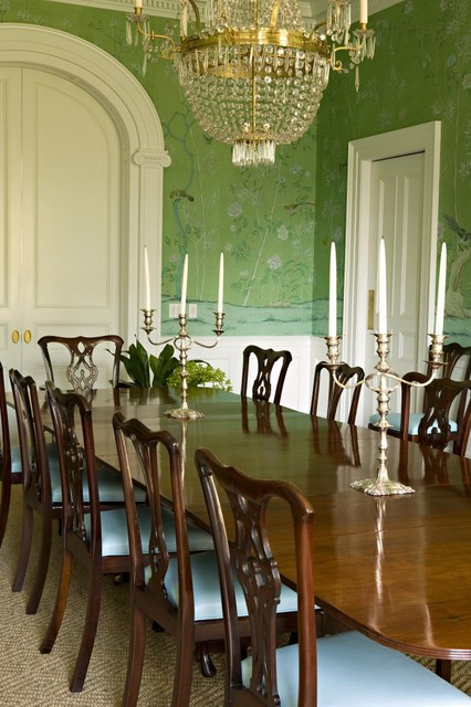 Fresh and Irreplaceable: Green Color in Your Home Decor