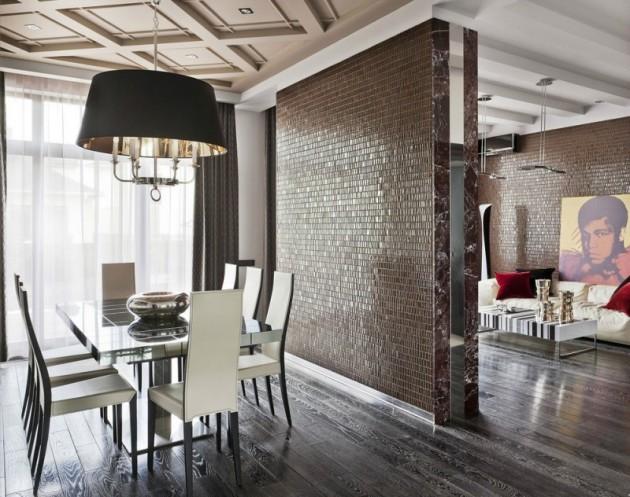 Meet The Retro Futuristic Style  Awesome Interior Design By Nikolay Tsupikov