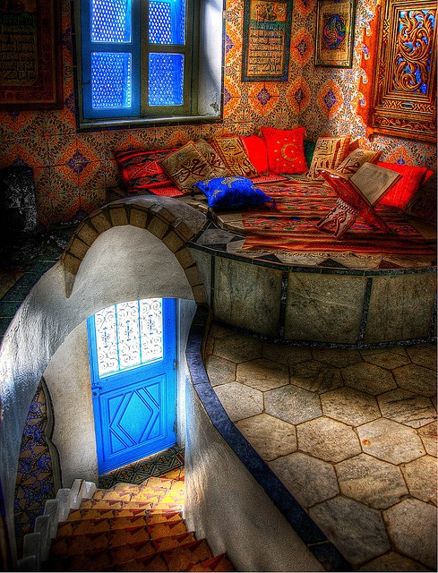 25 Exotic Moroccan Inspired Interior Designs