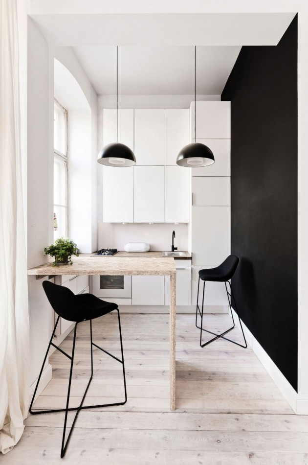 Functional 29 Square Meters Apartment in Wroclaw, Poland