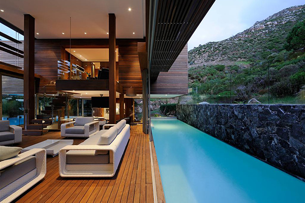 Luxury Spa House in Hout Bay, South Africa