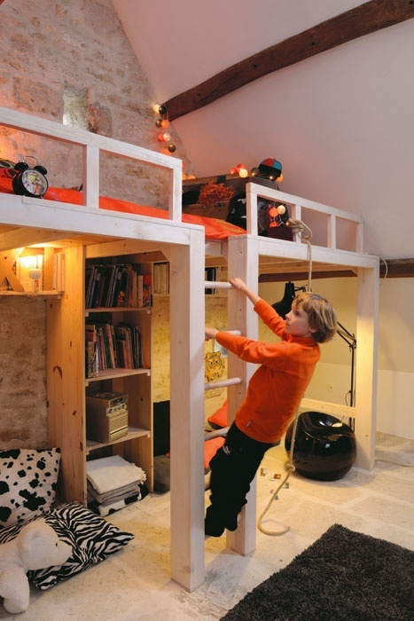 Attic Bedroom Ideas For Kids Awesome