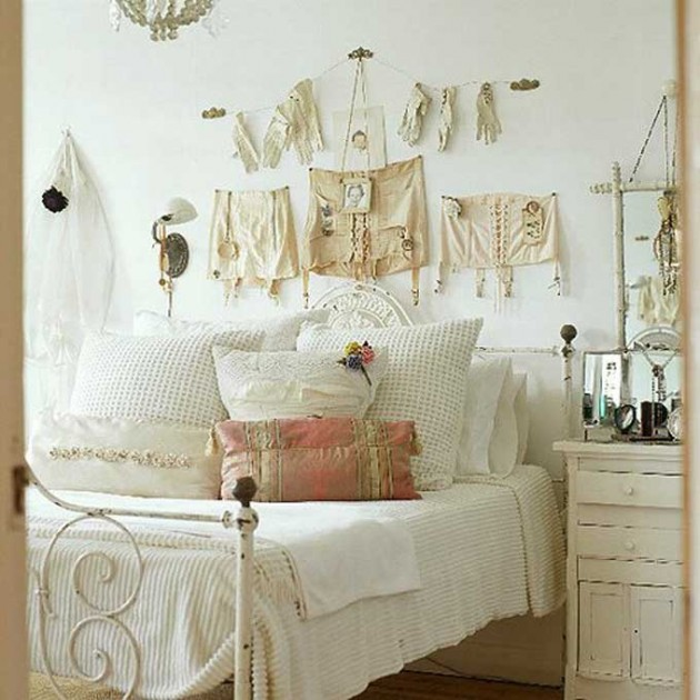 23 fabulous vintage teen girls bedroom ideas for Room decor ideas vintage