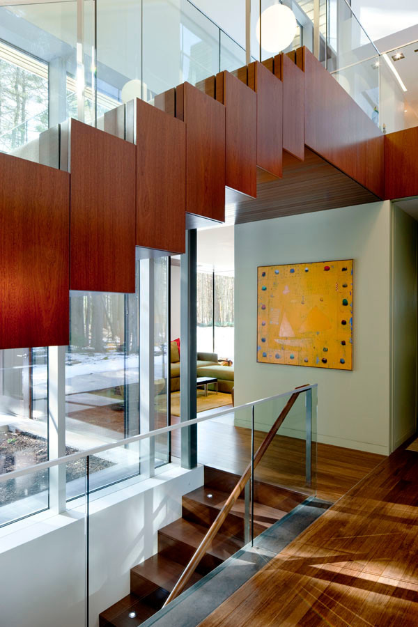 Page Road Residence in Massachusetts, United States