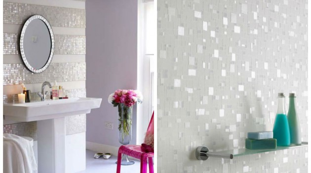 23 Glorious Sparkle Wall Ideas