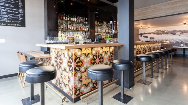 Berkley Bar in California's Capitol city, Sacramento