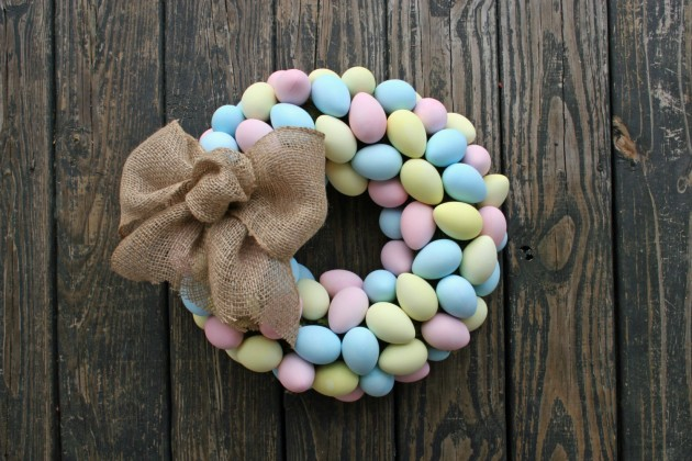 Yet Another Beautiful Handmade Easter Wreaths Collection