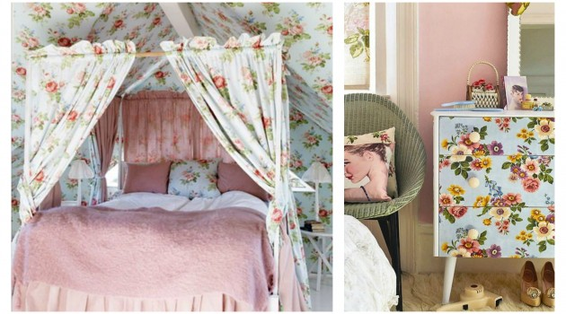 20 Chic Rosy Bedroom Ideas