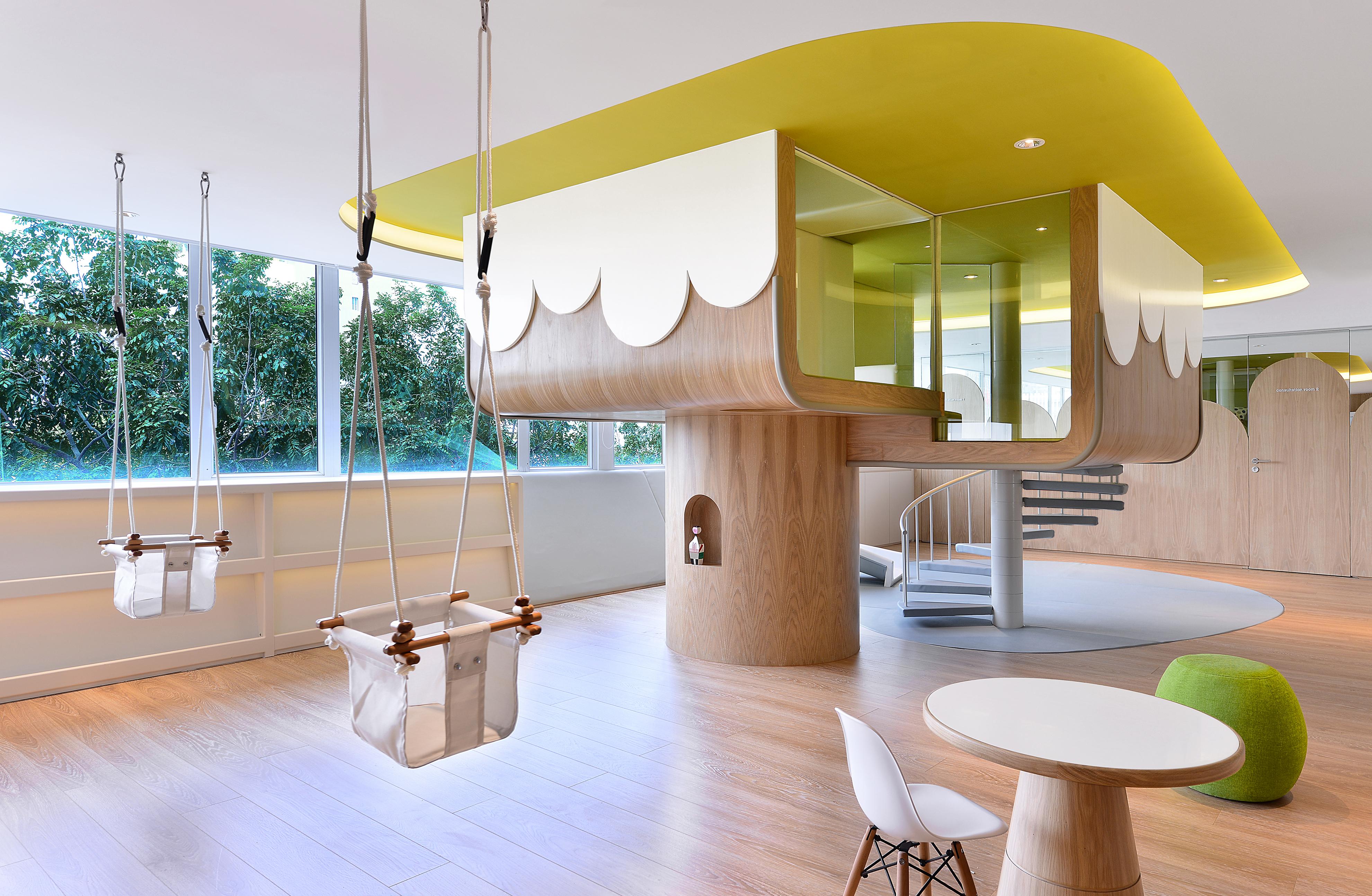 Spring kindergarten in wanchai by joey ho design for Designhotel kinder