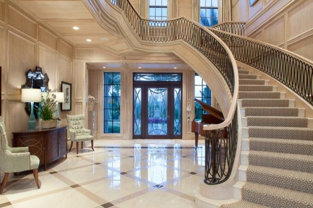 Great Traditional Staircases Design Ideas