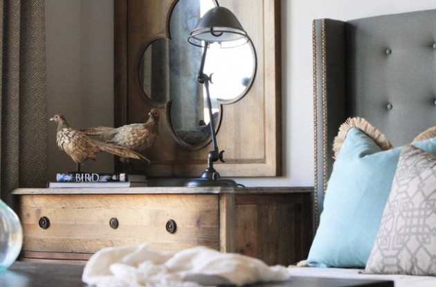 17 Unique Nightstands for Charming Dream Bedroom