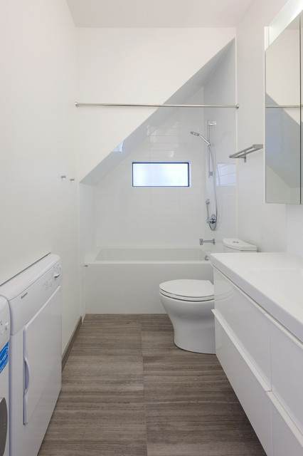 Efficient Use Of Your Attic 48 Sleek Attic Bathroom Design Ideas Impressive Attic Bathroom Designs Plans