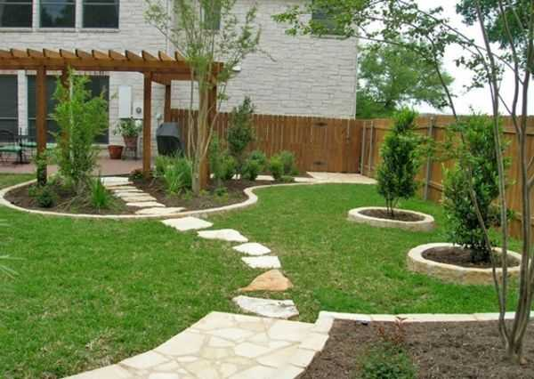 25 inspirational backyard landscaping ideas for Inspirational small garden ideas