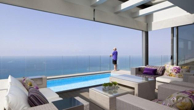 Opera Penthouse in Netanya, Israel