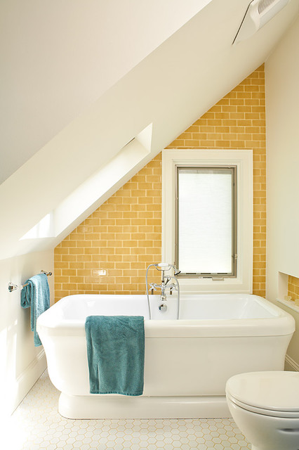 Attic Bathroom Designs Use Of Your Attic 18 Sleek Attic Bathroom Design Ideas