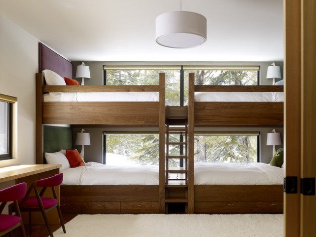 Pictures Of Beds fantastic built in bunk bed ideas for kids room from a fairy tales