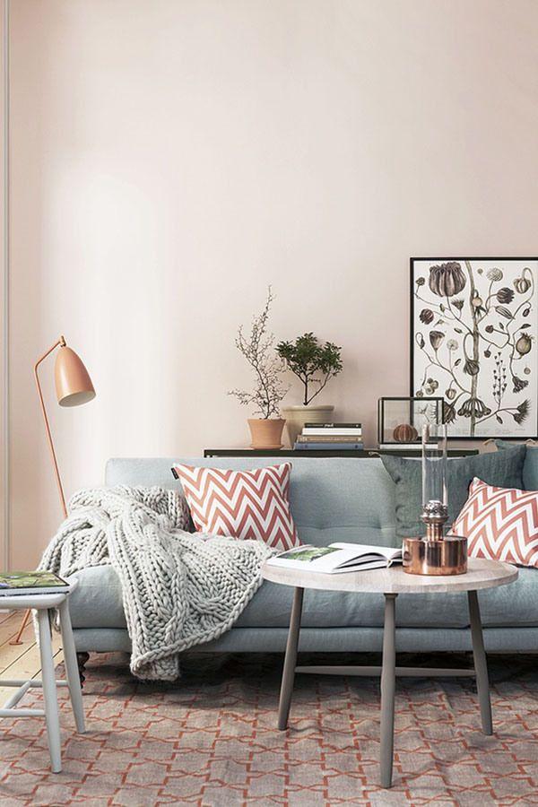 27 Fabulous Pastel Pink Interior Designs