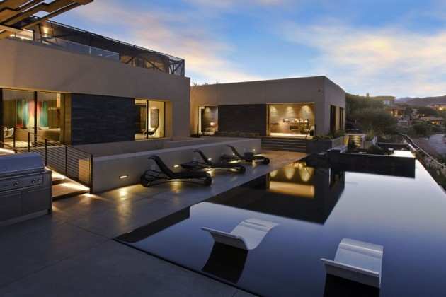 Tresarca Residence by assemblage STUDIO in Las Vegas, Nevada, USA