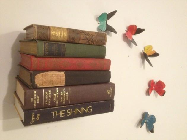 16 Cool Handmade Book Shelf Storage Ideas