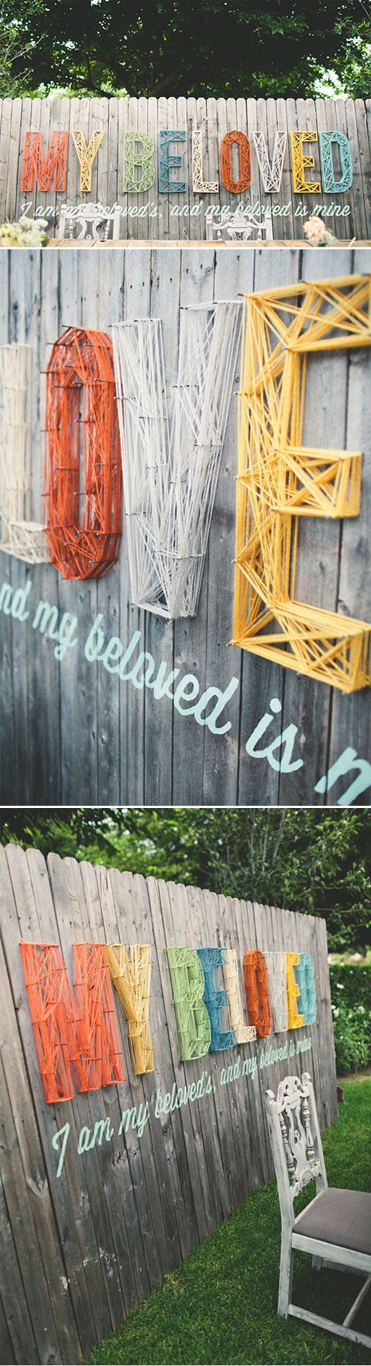 25 Incredible DIY Garden Fence Wall Art Ideas on Outdoor Garden Wall Art Ideas id=11498