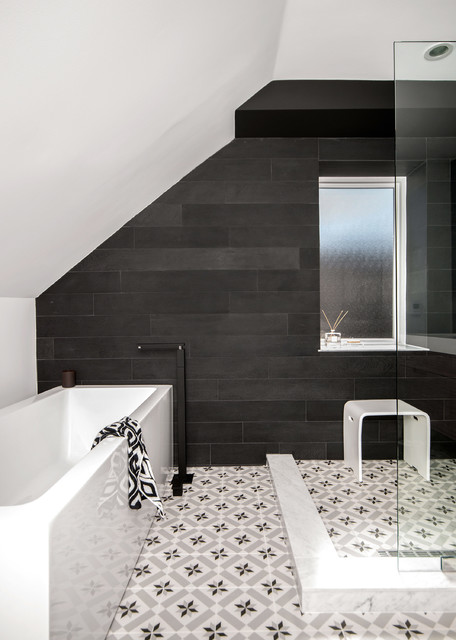 Efficient Use Of Your Attic  18 Sleek Attic Bathroom Design Ideas. Use Of Your Attic  18 Sleek Attic Bathroom Design Ideas