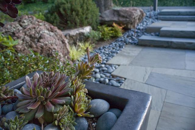 Garden Design: Garden Design With River ...