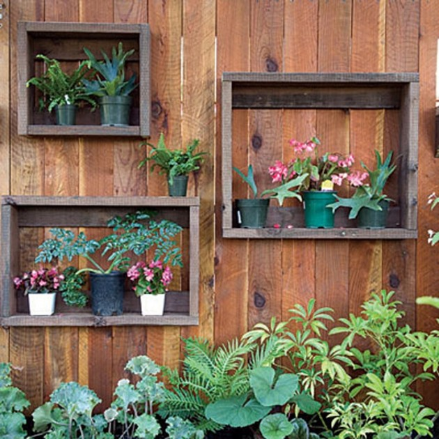 25 Incredible DIY Garden Fence Wall Art Ideas on Outdoor Garden Wall Art Ideas id=20240