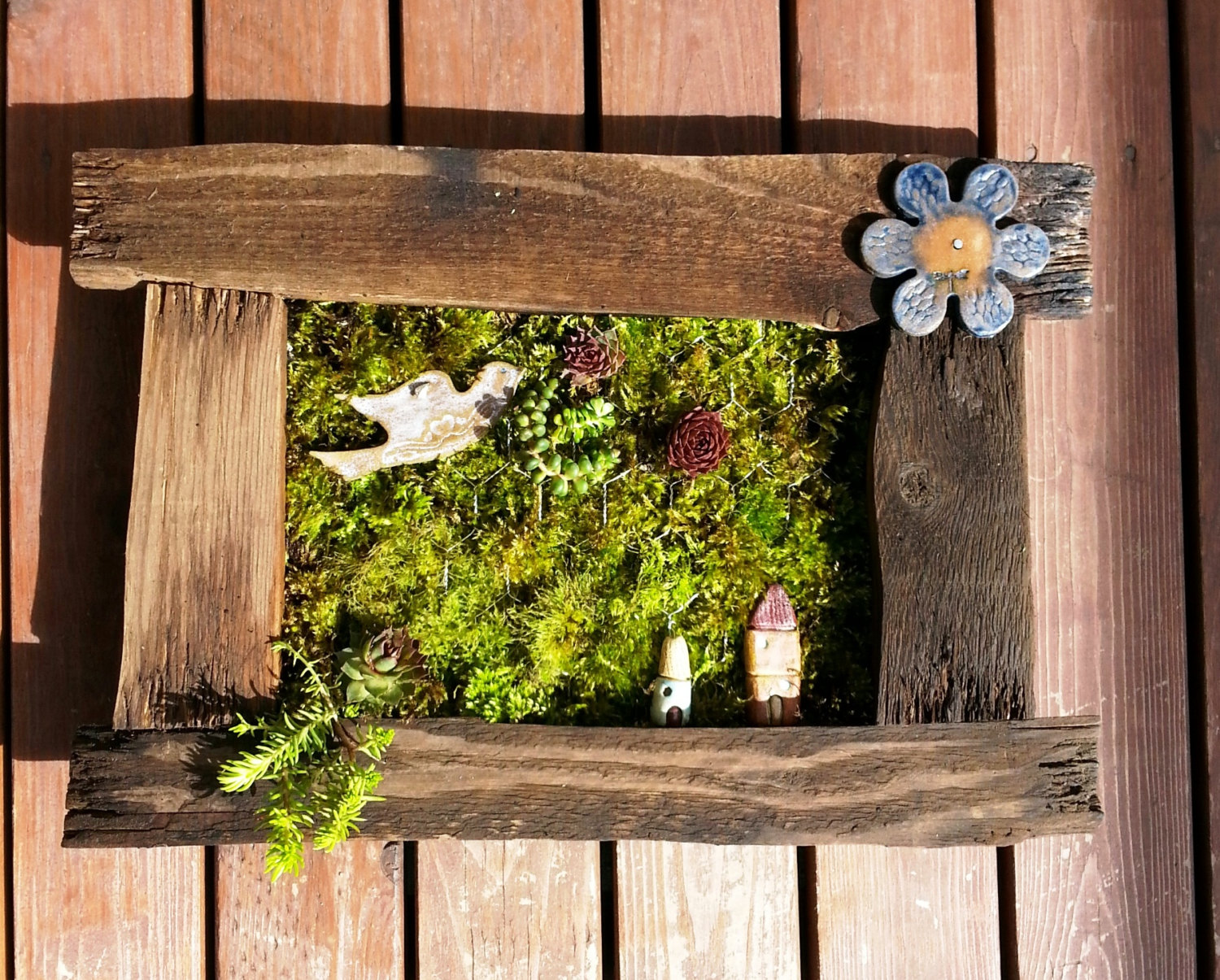 20 Easy Reclaimed Wood Diy Garden Projects Architecture