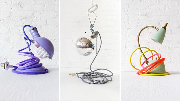 20 Entertaining Retro Style Lamp Designs