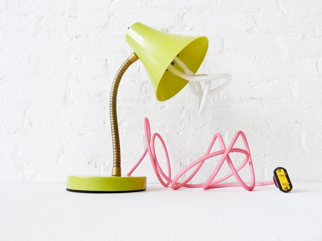 20 Entertaining Retro Style Lamp Designs