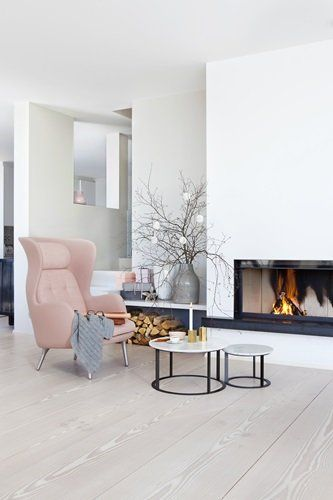 27 Fabulous Pastel Pink Interior Designs