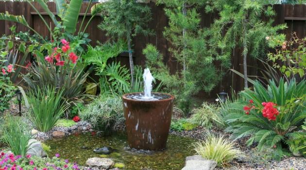 DIY garden fountain Archives - Architecture Art Designs