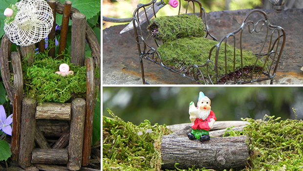 21 Adorable Handmade Fairy Garden Decorations