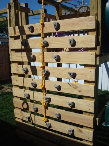 Awesome Climbing Walls For Kids