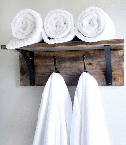 27 Amazing Rustic Bathroom Accessories