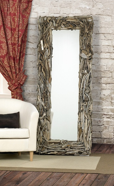 28 Elegant Floor Mirror Designs