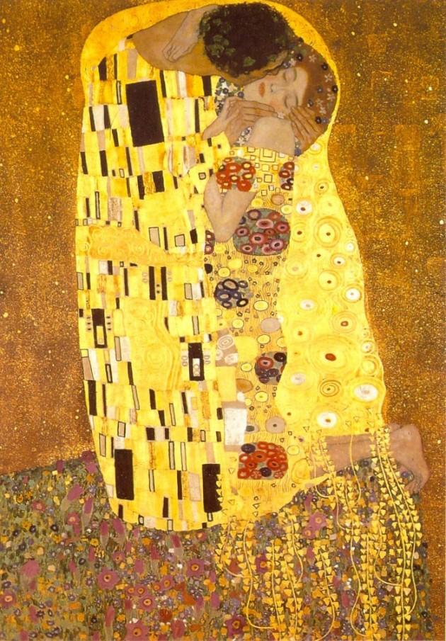 As melhores pinturas do Grande Gustav Klimt