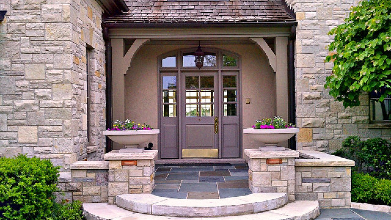 23 creative ideas of traditional outdoor front entry stepsExterior Front Entry Ideas #19
