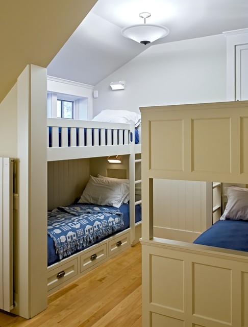 Angled Loft Room Ideas