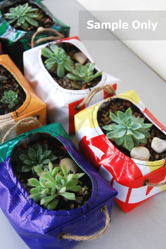 25 Easy Peasy Recycled DIY Planters