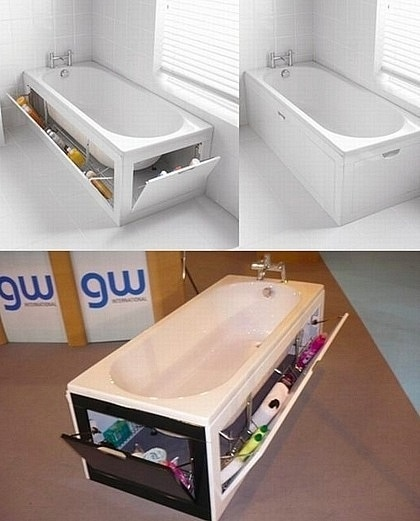 25 Clever Ideas for your Small Apartment