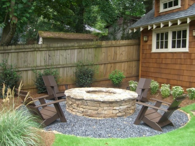 Inspirational Backyard Landscaping Ideas - Backyard landscape ideas