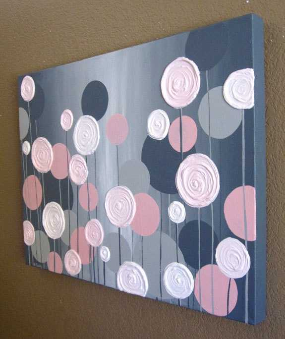 25 creative and easy diy canvas wall art ideas Simple wall art