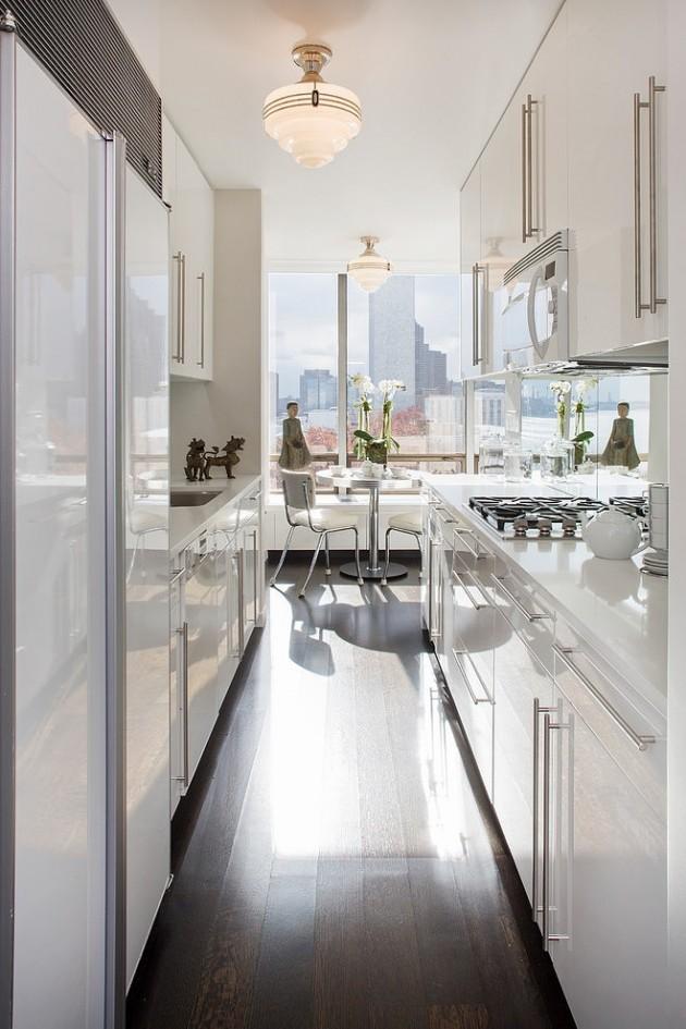 Glamourous Art Deco Apartment in Manhattan, New York