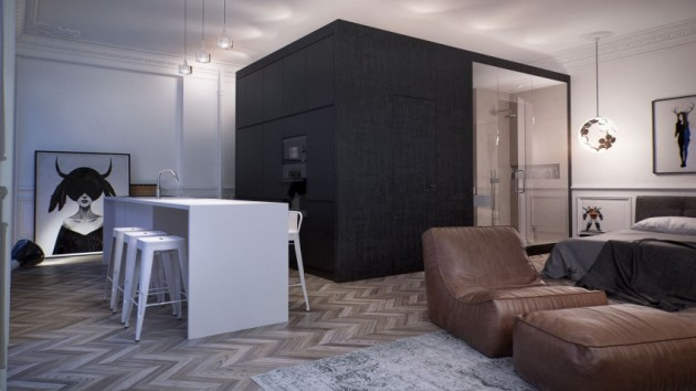INTERIOR MA by INT2 Architecture in Moscow, Russia