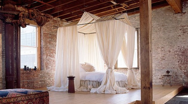 Inspiring Ideas for Rustic Bedroom Chic