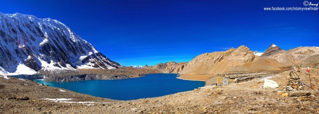 Journey to The Highest Lake in The World, Tilicho Lake